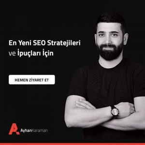 Ayhan Karaman SEO